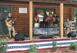 Whiskey Traveler Band